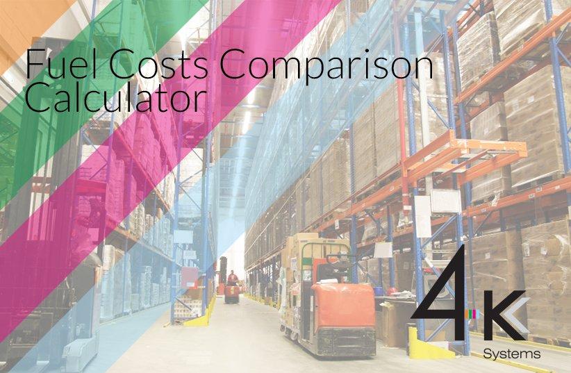 Fuel Costs Comparison